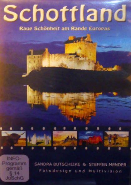 Multivisionsshow über Schottland Bild