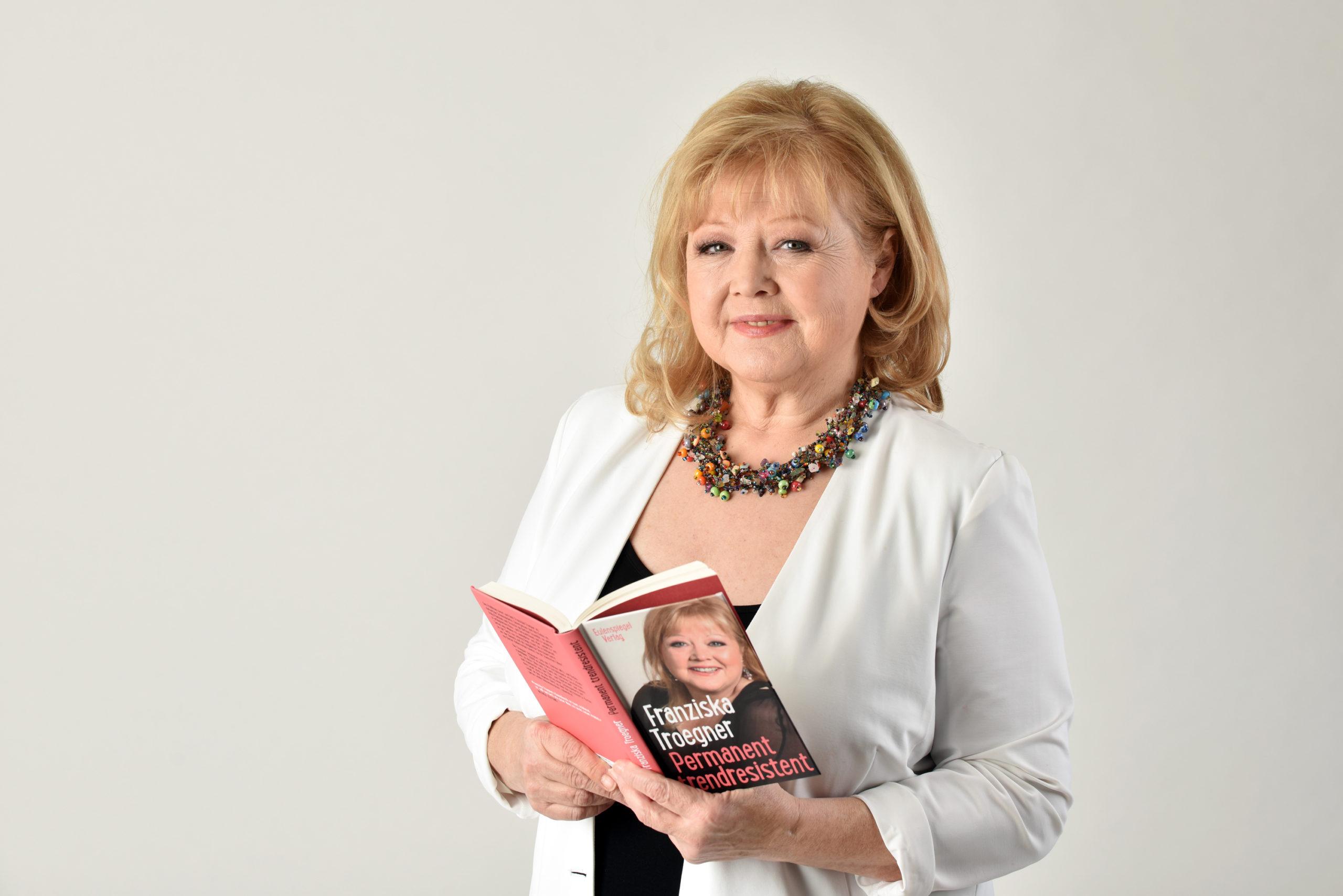 Lesung mit Franziska Troegner