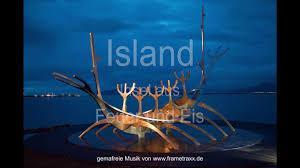 Multivisionsshow über Island